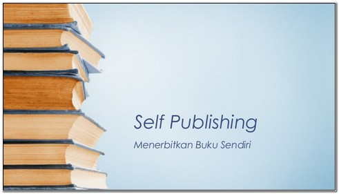 Jasa Self Publishing