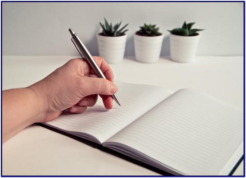 Terapi Otak dengan Menulis dengan Pena dan Buku
