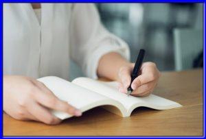 cara menulis buku