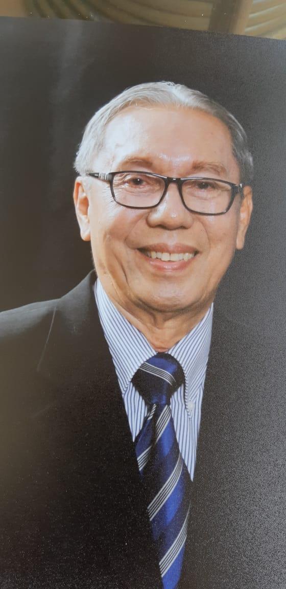 Ir. Husin Anang M.Agr.Sc.
