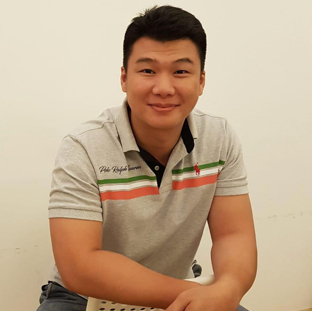 Coach Andry Chang